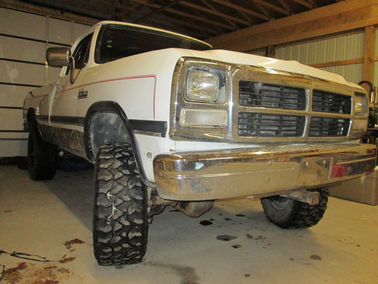 Cummins Lifted 4x4 1st Gen 250 For Sale In Rogers City