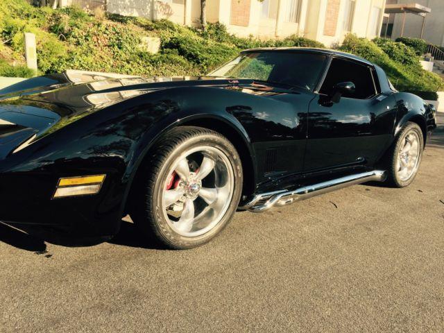 Custom 1979 Corvette For Sale In Newport Beach California