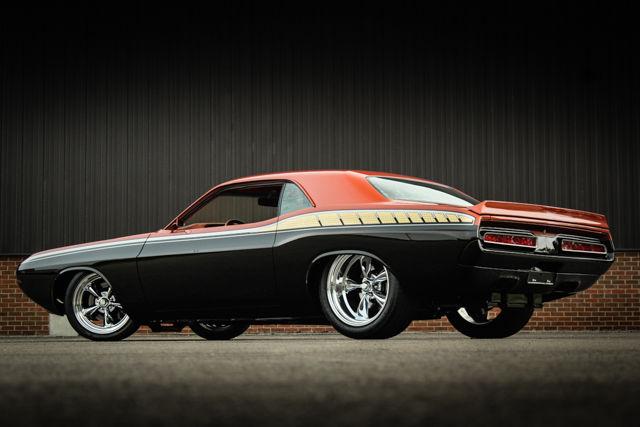 Custom '71 Dodge Challenger ProTouring GoodGuys Fab 5 ...