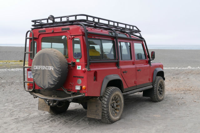 Custom Build Your Dream Land Rover Defender