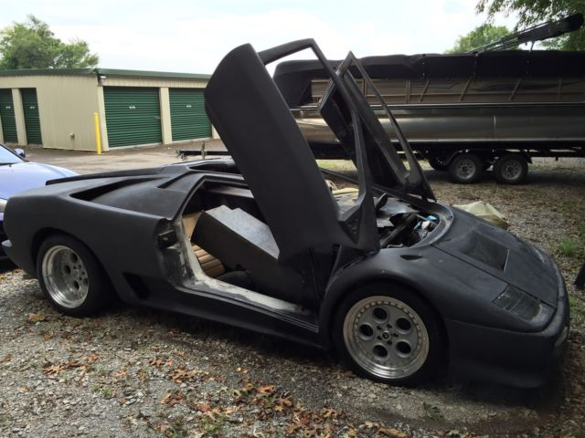 Custom Built Replica Of A Lamborghini Diablo For Sale In Franklin