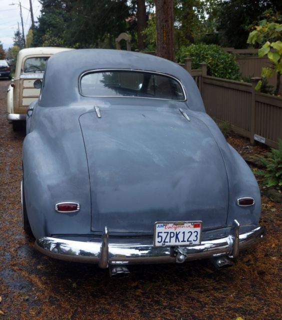 Custom Ca Low Rider 1947 Split