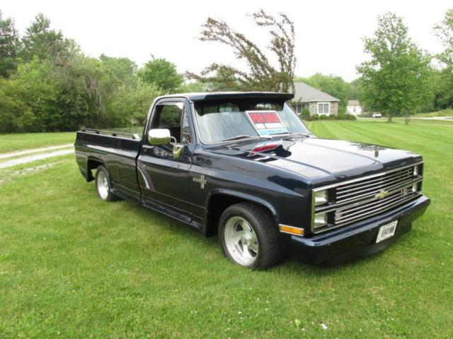 Used Chevy Trucks For Sale >> Custom Chevy Show Truck for sale in Brunswick, Ohio ...