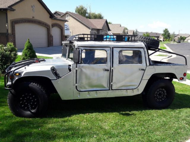 Custom M998 Humvee H1 Hummer Hmmwv Street Legal
