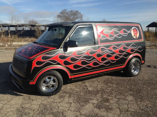 Custom Van Hot Rod Rat Rod Chevy Astro moreover  further Large additionally Hqdefault besides . on chevy astro van engine