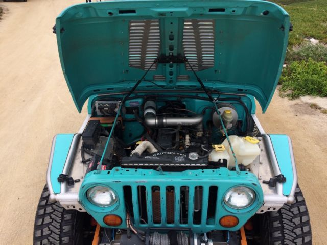Jeep Brute Price >> Customer Built Jeep BRUTE Pickup Truck Conversion 4.0 ...