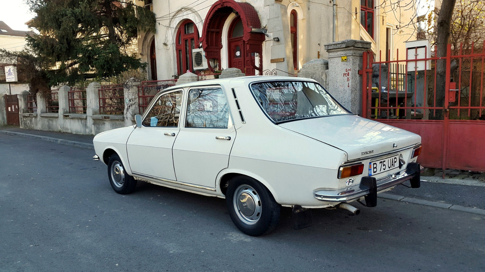 Dacia 1300 Renault 12 R12 For Sale In Bucuresti Romania