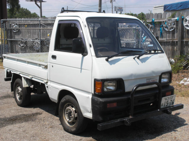 Daihatsu Hijet 4x4 Japanese Mini Truck For Sale In Crestview