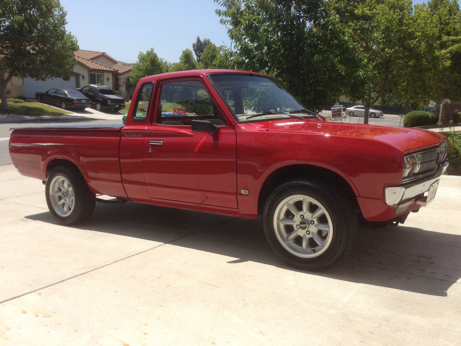 datsun 1979 pickup pl620 king cab custom one of a kind 510 240 for