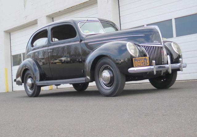 Deluxe Tudor Sedan Hpof Award All Original