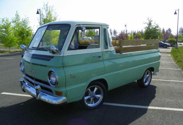 Dodge A Coe Pickup Custom Cruiser Van Truck Take A Look And See