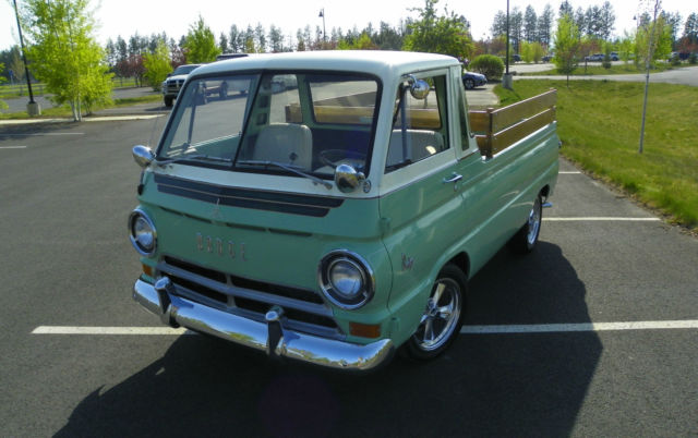 Dodge A100 For Sale >> Dodge A100 COE Pickup Custom Cruiser Van Truck Take a look and see !!!! for sale in Bend, Oregon ...