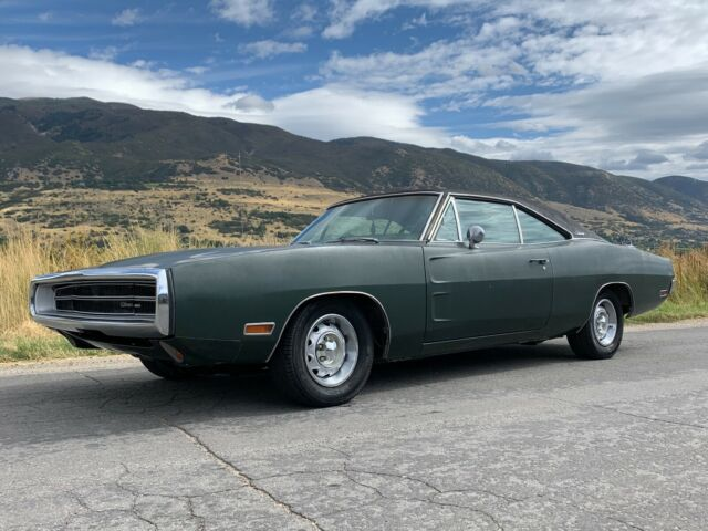 Dodge Charger 383 727 Auto Numbers Matching 383 Big Block Survivor Barn Find For Sale Photos Technical Specifications Description