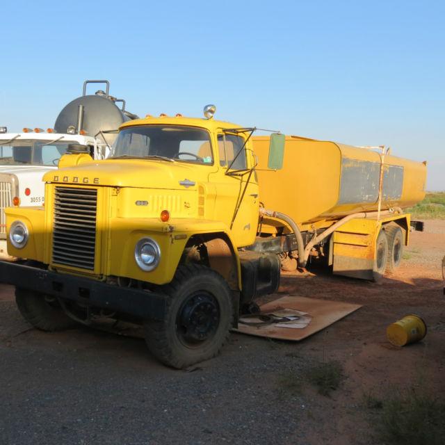 Dodge D80, D800, 800, C800, Bighorn, semi truck, 555 cummins