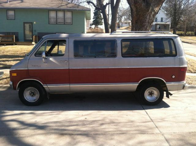 Dodge Van 1978 B200 Tradesman For Sale In Omaha