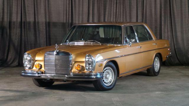 doris duke owned 1973 mercedes benz 300 sel 4 5. Black Bedroom Furniture Sets. Home Design Ideas