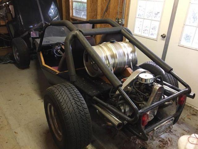 Dune Buggy Rail Car Custom Built For Baja Racing