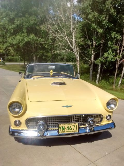Ebay Motors Classic Cars For Sale 1956 Ford Thunderbird For Sale Photos Technical Specifications Description