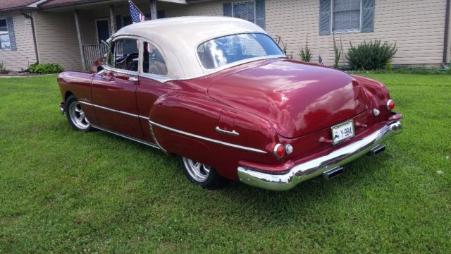 excellent condition 1949 pontiac coupe 98  restored    work