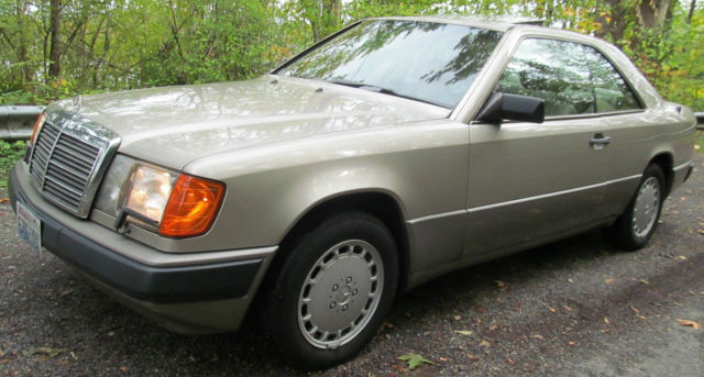 Extremely Clean Mercedes Benz 300CE Loaded Low Miles Sports