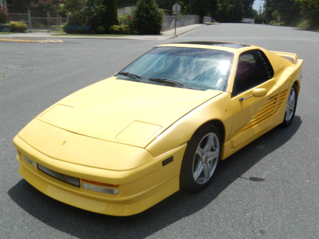 Ferrari Testarossa Kit Car Replica Similar To Lotus