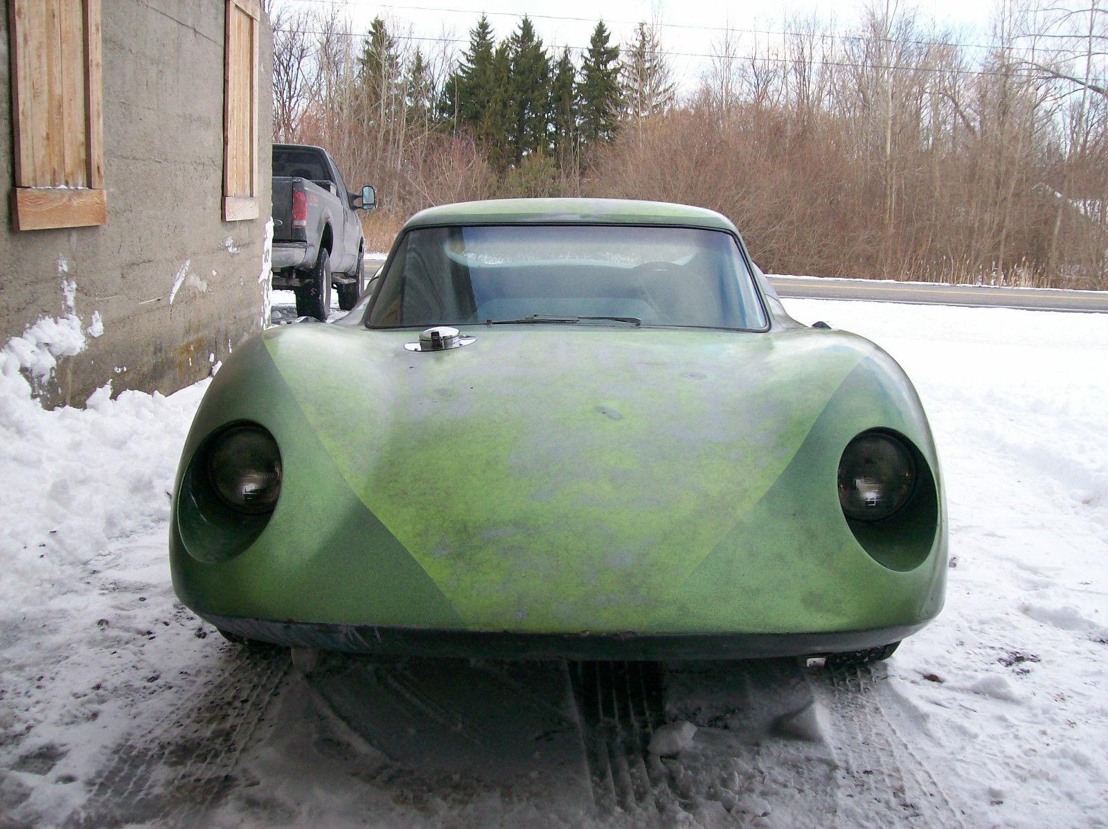 Who Makes The Best Car Battery >> Fiberfab 1966 Aztec GT Kit Car VW Very Rare Like Ferrari ...
