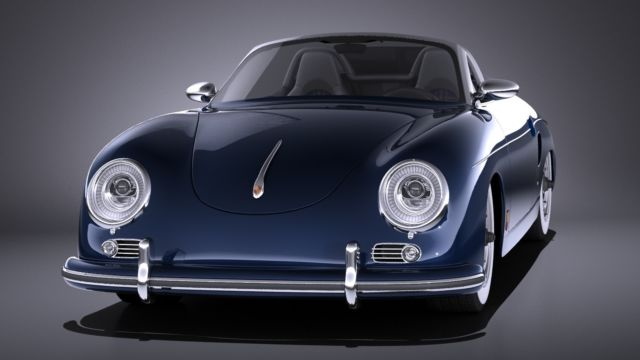 First Ever 357 Porsche Speedster 325 Hp Pdk Porsche