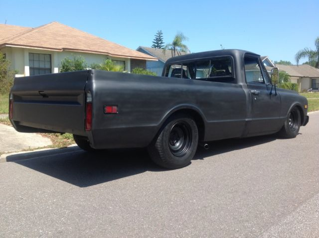 Chevy Reaper For Sale >> Flat black ratrod truck, v8, airride for sale in Orlando ...