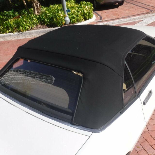 Florida Diamond White 1993 Cadillac Allante Digital Dash