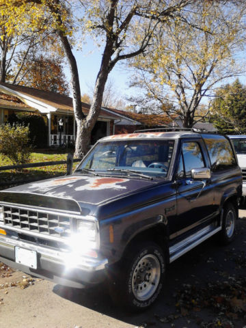 Ford Bronco Ii For Sale In Muncie Indiana United States 1988 Xlt