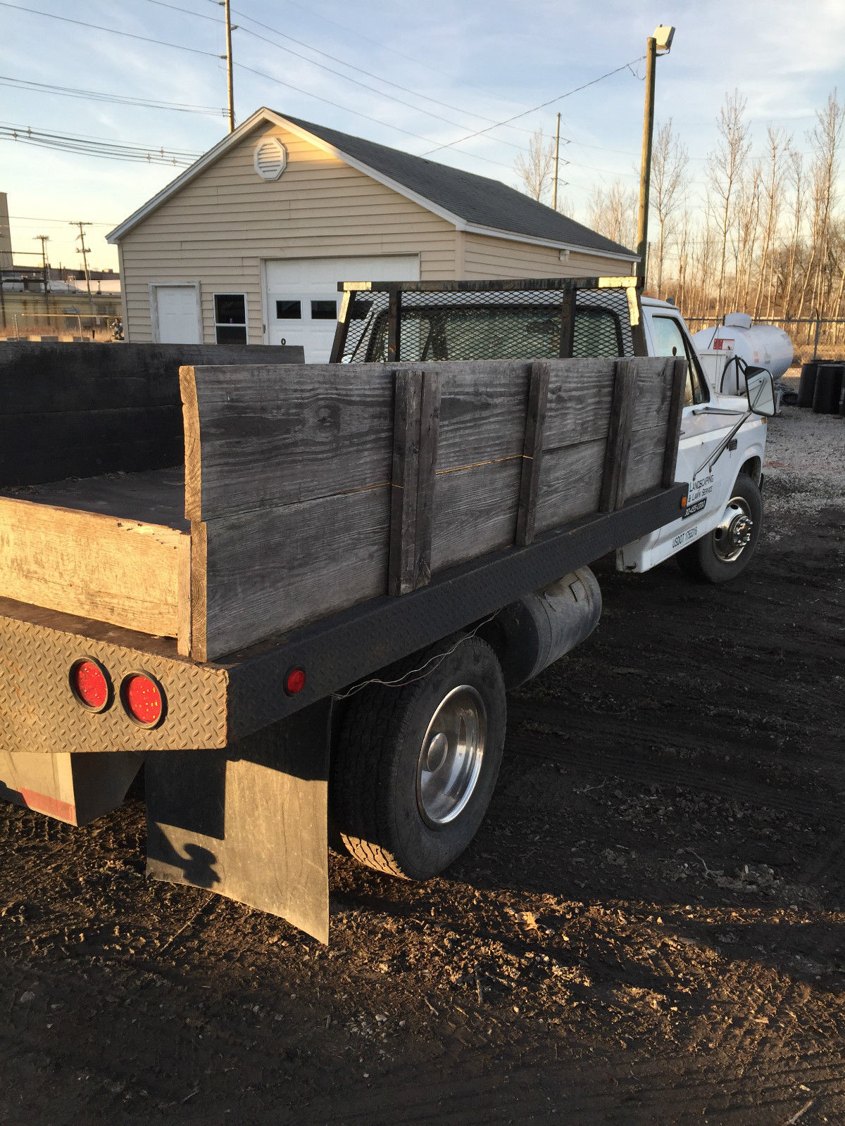 1 Ton Dump Truck Boxes : Ford f ton dump truck single axle for sale in