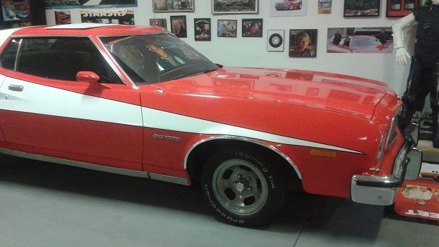 What Model Car Did Starsky And Hutch Drive