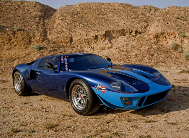 ford gt40 replica for sale