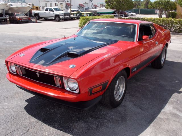 Ford Mustang Mach-1 1973 351 Cleveland for sale: photos ...