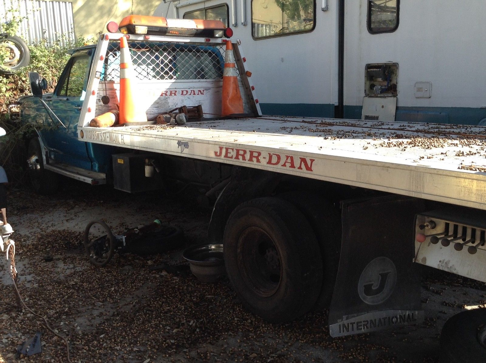 Used Tow Truck Beds For Sale