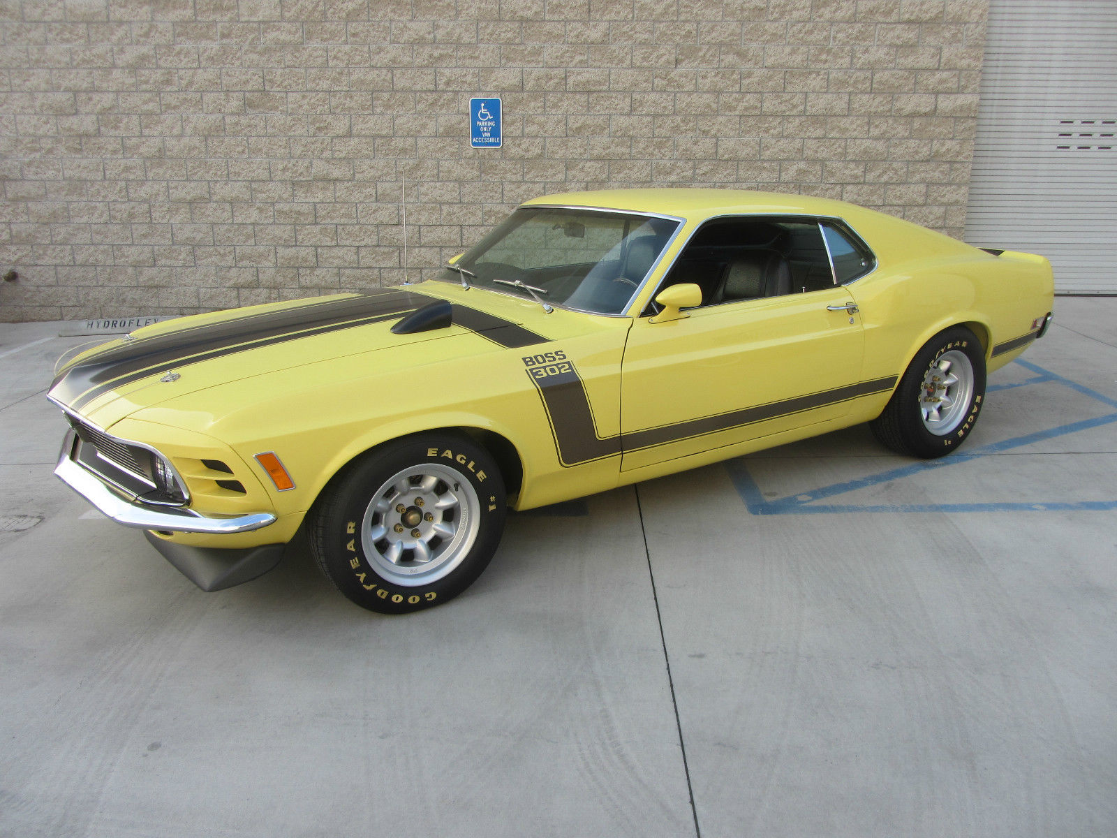 Fully Restored 1970 Boss 302 For Sale In Manhattan Beach California Ford Mustang