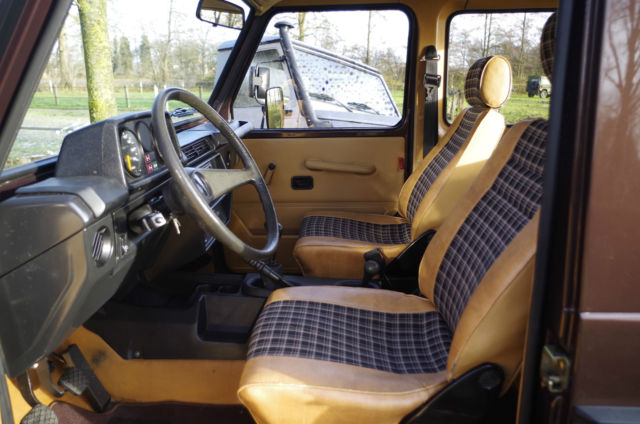 G Class For Sale >> G-Wagon GD300 BARNDOORS RESTORED VERY NICE for sale in ...