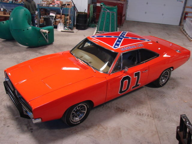 what type of car was in the dukes of hazzard