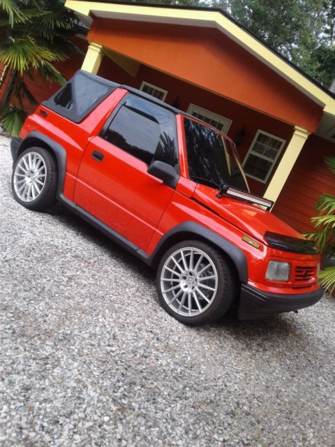 Geo Tracker Customized For Sale Photos Technical