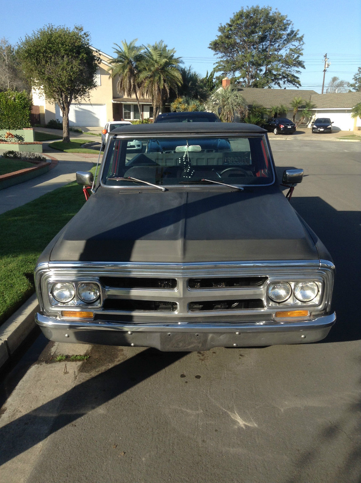 Gmc C15    Chevy C10 Fleetside Wide Body 1  2 Ton Pickup