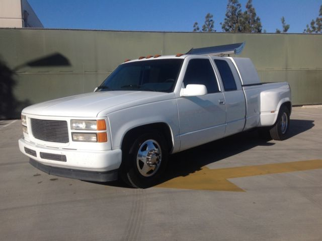 Gmc Dually Extra Cab 91 For Sale In Huntington Beach