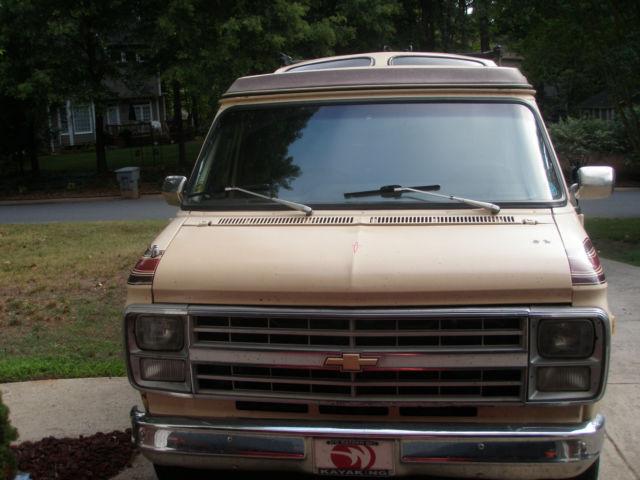 1984 gmc vandura 2500 transmission