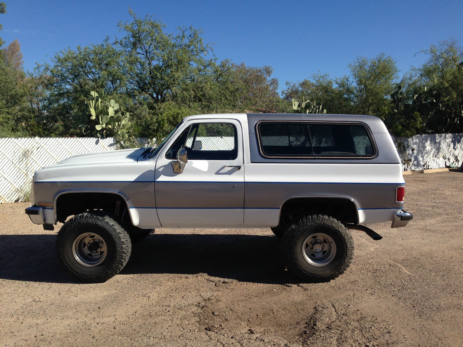 Gmc Jimmy Chevrolet K5 Blazer For Sale In Tucson Arizona