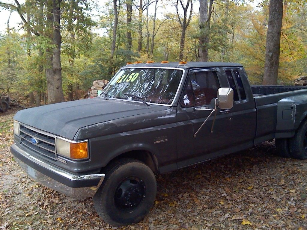 Good Ford Truck With 73 Idi Diesel Engine 5 Speed Manual For Sale 1970 Lowered 1989 F 350