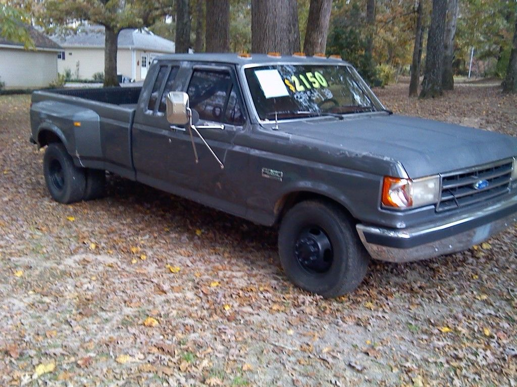 Good Ford Truck With 73 Idi Diesel Engine 5 Speed Manual For Sale 1970 Lowered
