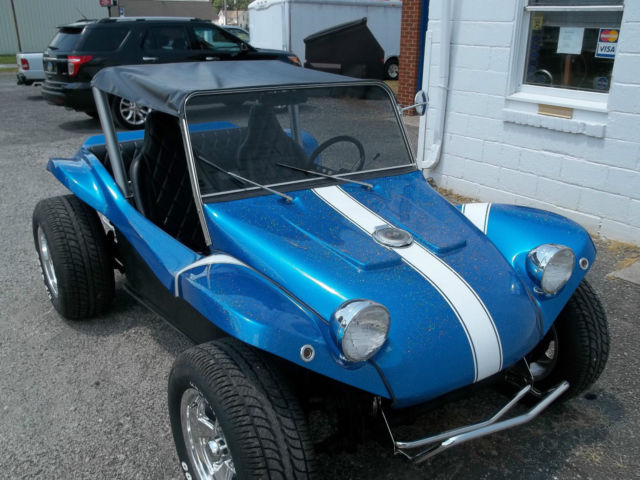 GORGEOUS 1968 VW/VOLKSWAGEN STREET LEGAL DUNE BUGGY! for