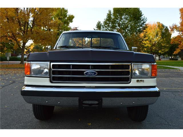 Gorgeous Two Owner 63k Actual Mile 1990 Ford Xlt Lariat