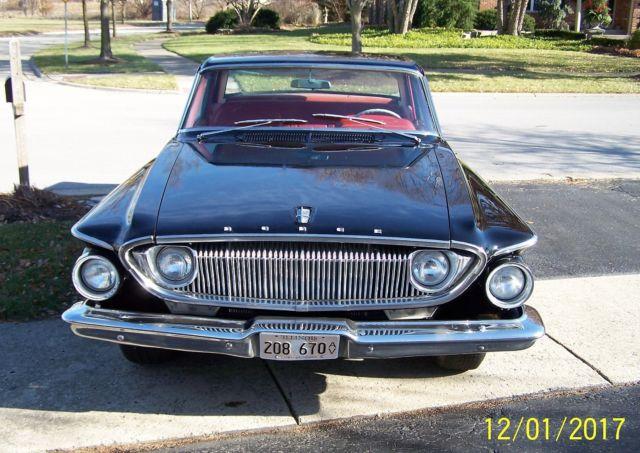 Great 1962 Dodge Dart Restored 440 Classic Car
