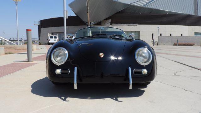 Great Condition 1956 Porsche 356 Speedster Super Wide