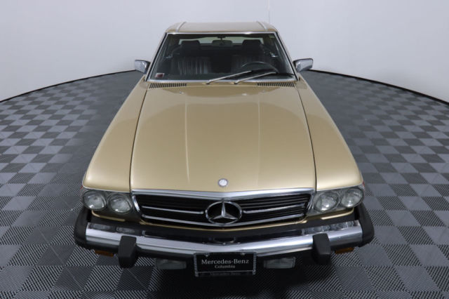 Great condition 380 sl great tires and brakes v8 hoist for Mercedes benz of columbia